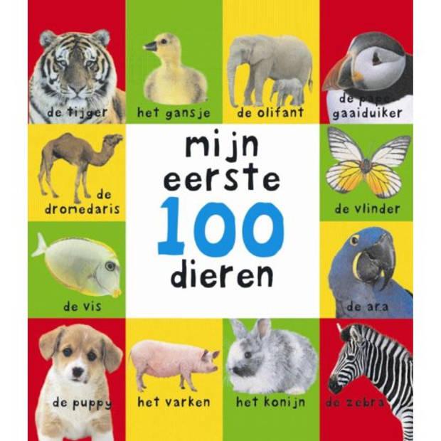 Mijn Eerste 100 Dieren - Mijn Eerste 100