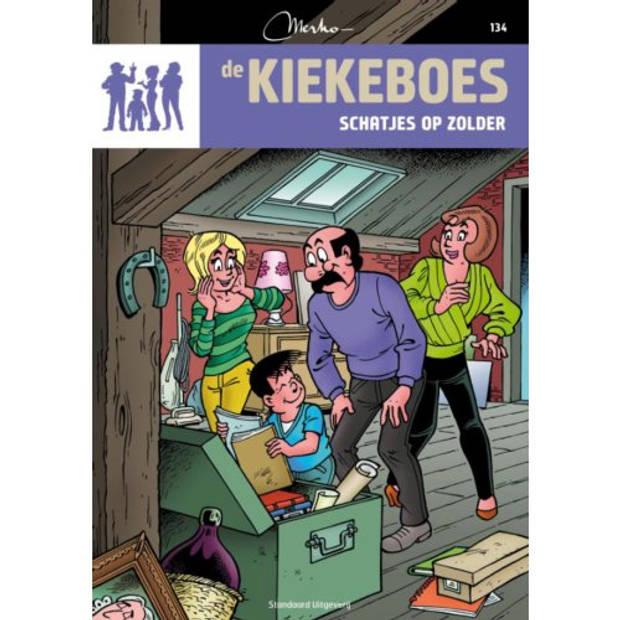 Schatjes Op Zolder - De Kiekeboes