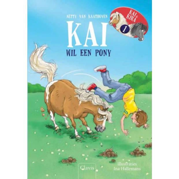 Kira Wil Een Pony; Kai Wil Een Pony - Kai En Kira