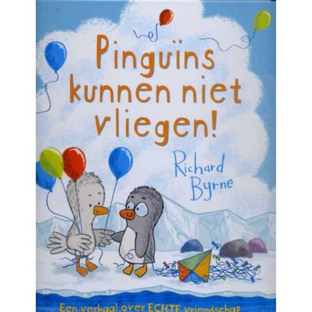 Pinguins kunnen niet vliegen