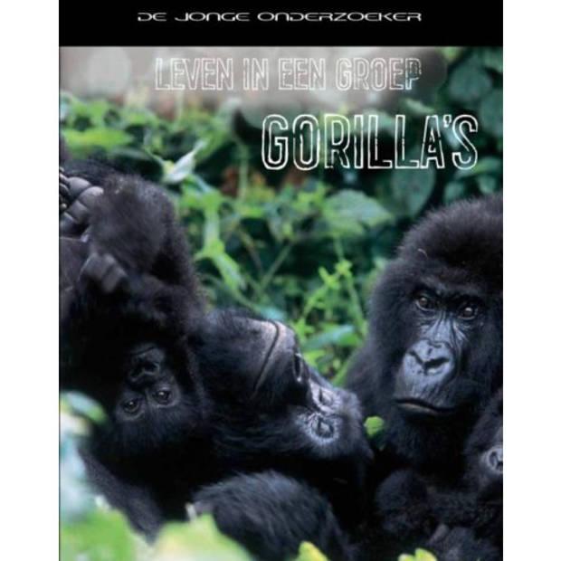 Leven In Een Groep Gorilla's - Leven In Een ...