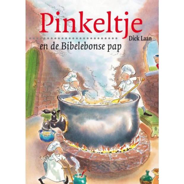 Pinkeltje en de Bibelebonse pap - Pinkeltje
