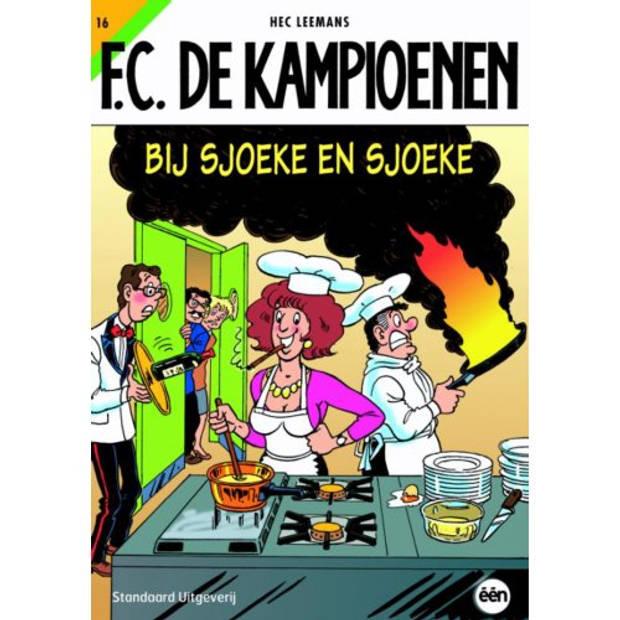 Bij Sjoeke En Sjoeke - F.C. De Kampioenen