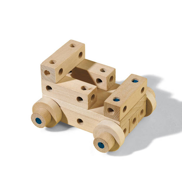 SES Creative hout knutselset