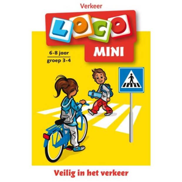 Loco Mini / Veilig In Het Verkeer 6-8 Jaar Groep