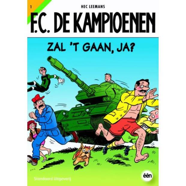 Zal 't Gaan, Ja? - F.C. De Kampioenen