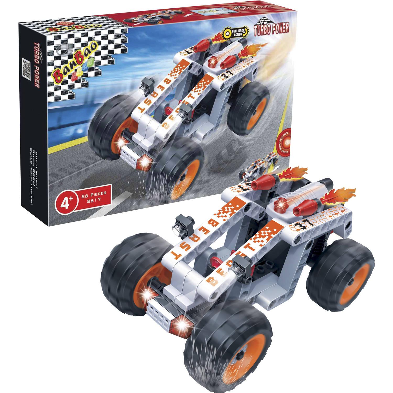 Afbeelding van BanBao Beast Racer 8617