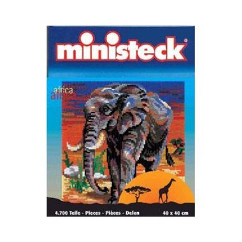 Ministeck - Afrikaanse Olifant