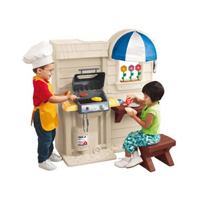 Little Tikes BBQ en Speelkeuken