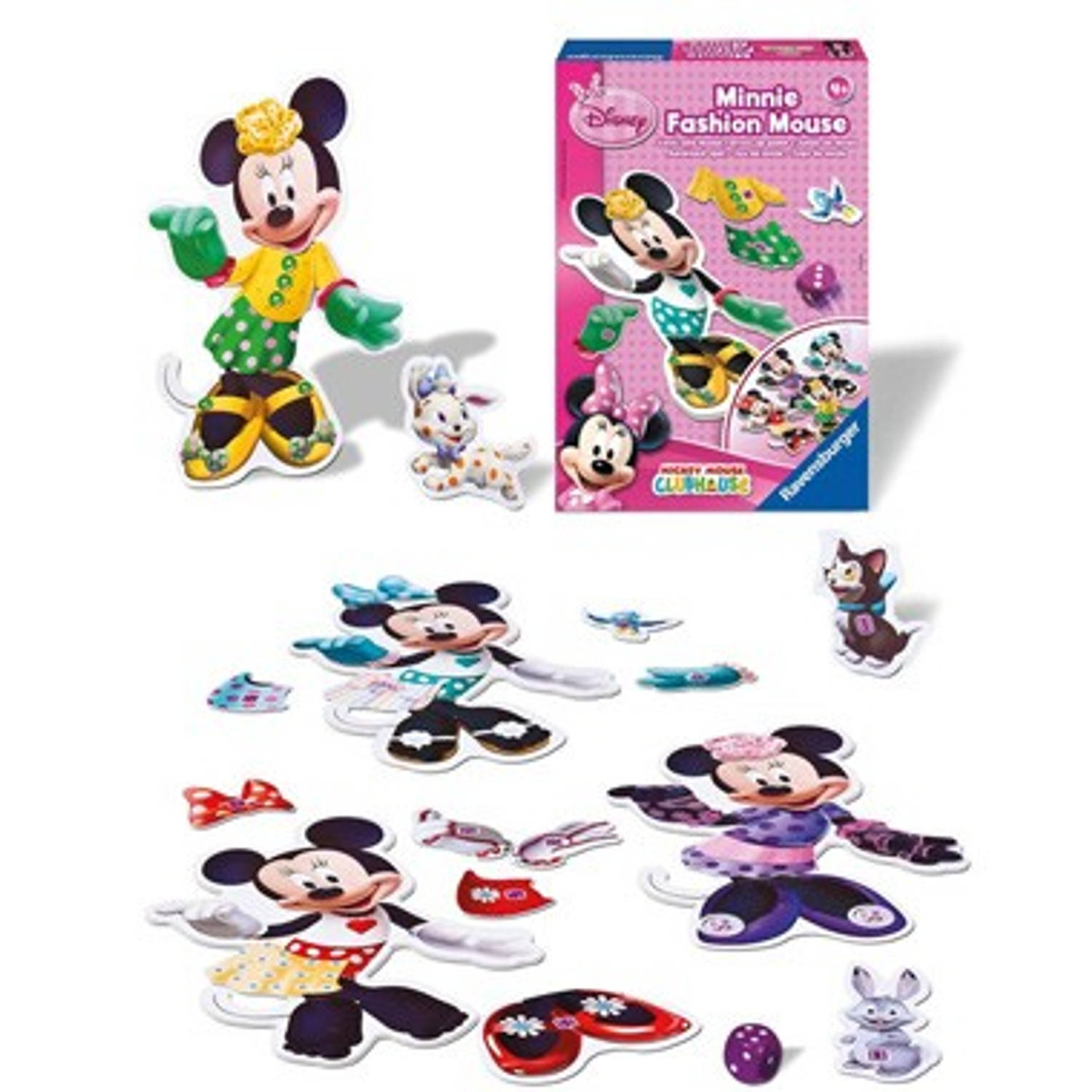 Disney Minnie Fashion Mouse