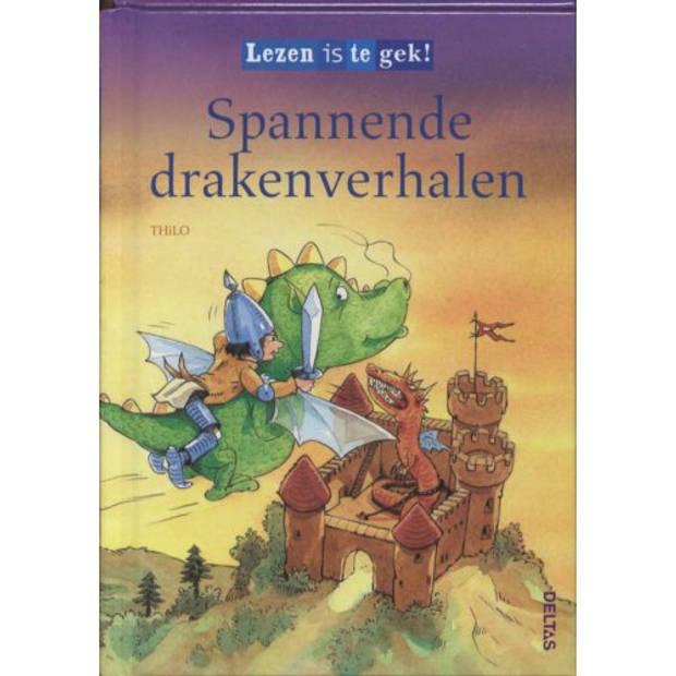 Spannende Drakenverhalen - Lezen Is Te Gek