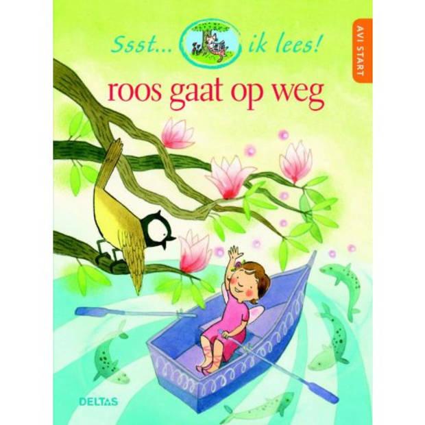 Roos Gaat Op Weg - Ssst... Ik Lees!