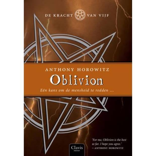 Oblivion - De Kracht Van Vijf