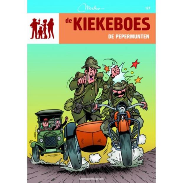 De pepermunten - De Kiekeboes