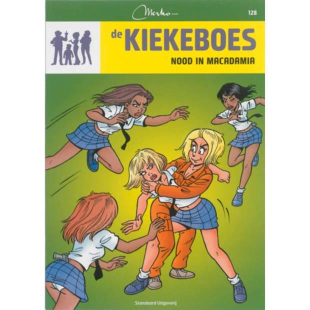 Nood in Macadamia - De Kiekeboes