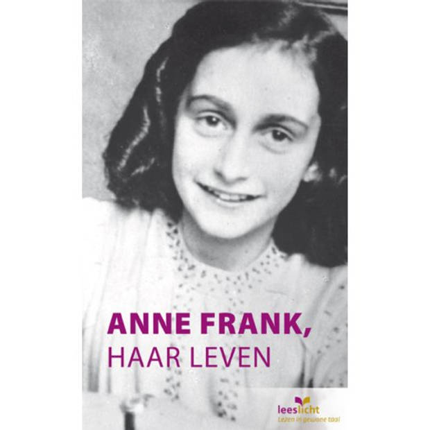 Anne Frank, Haar Leven - Leeslicht