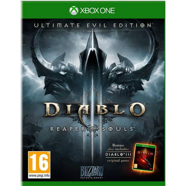 Xbox One Diablo III Ultimate Evil Edition