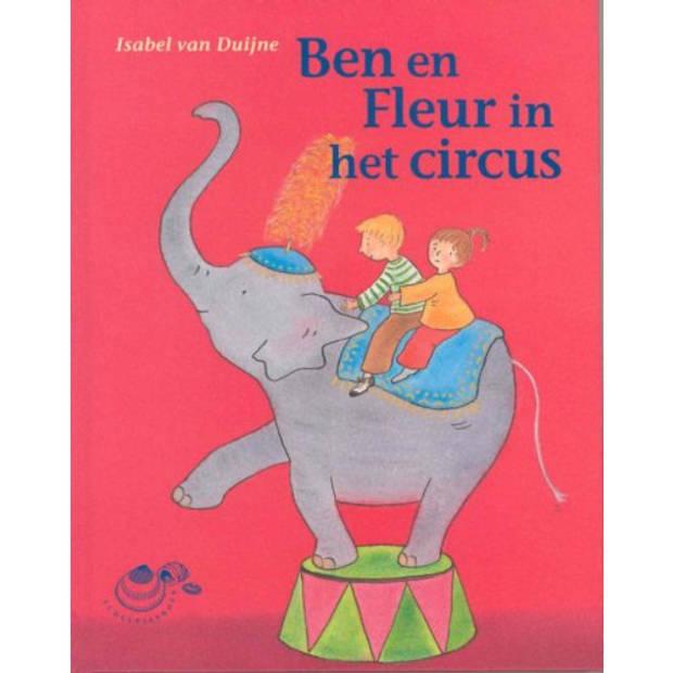 Ben En Fleur In Het Circus - Schelpjes