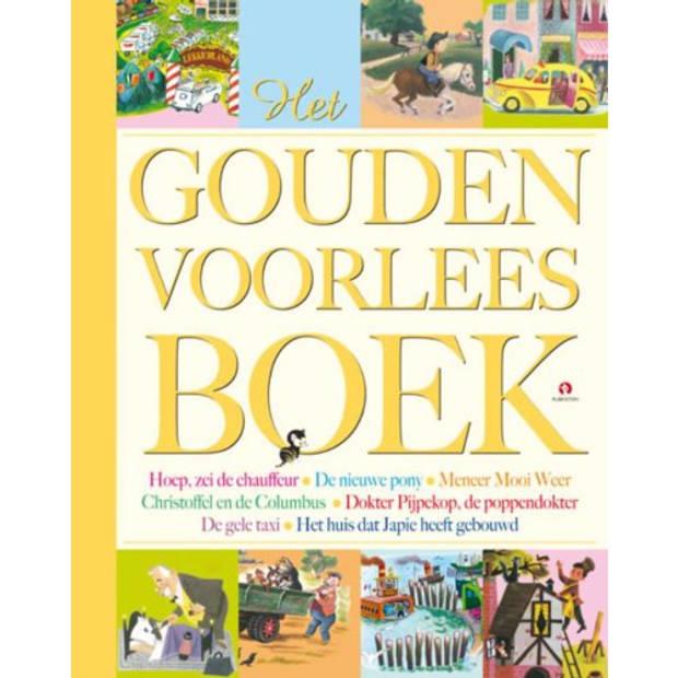 Het Gouden Voorleesboek - Gouden Boekjes