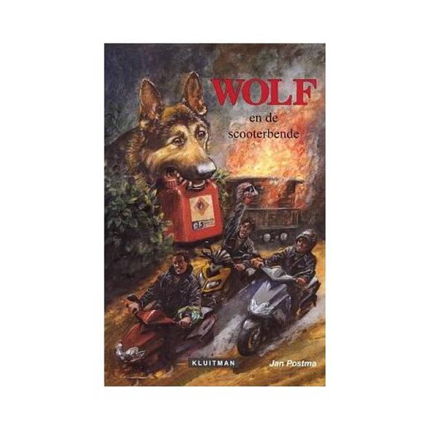 Wolf En De Scooterbende - Wolf