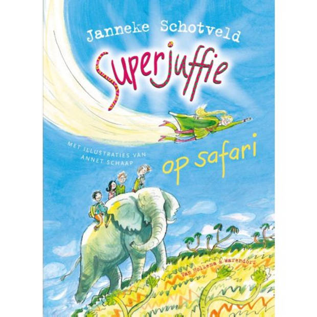 Superjuffie Op Safari - Superjuffie