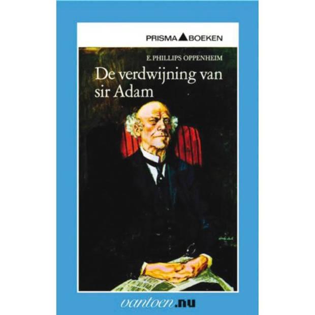 De verdwijning van sir Adam - Vantoen.nu