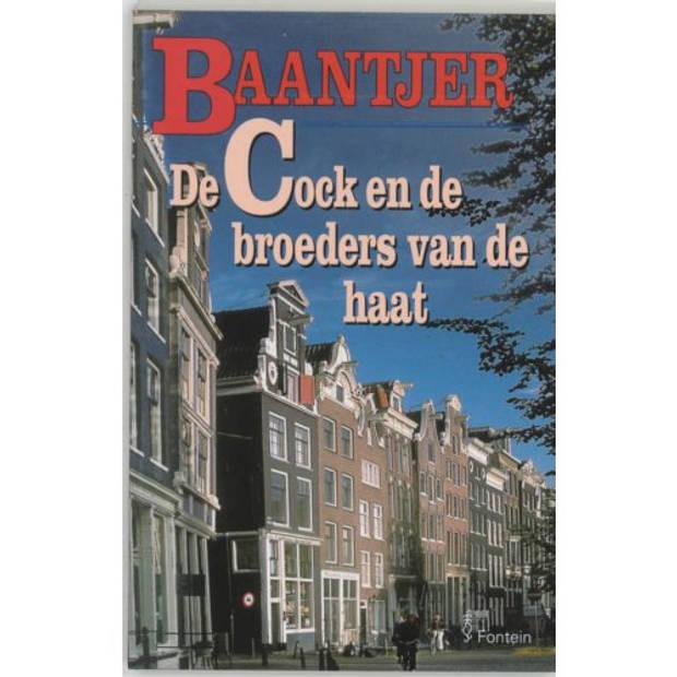 De Cock En De Broeders Van De Haat - Baantjer