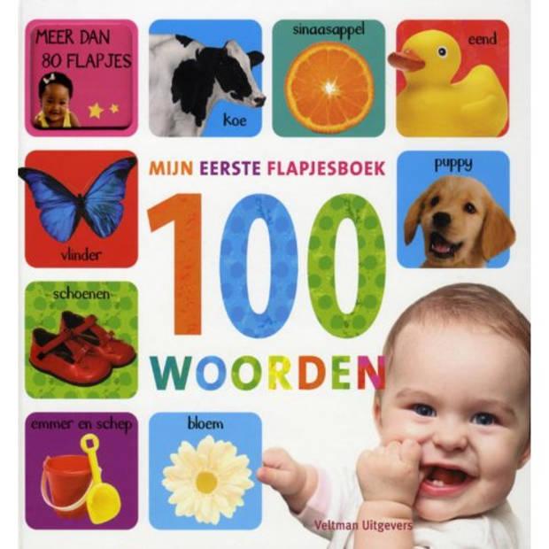 Mijn Eerste Flapjesboek 100 Woorden