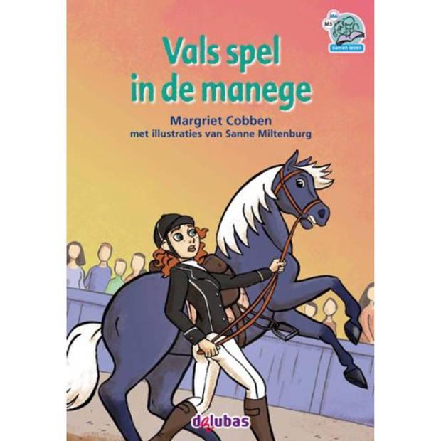 Vals Spel In De Manege - Samenleesboeken