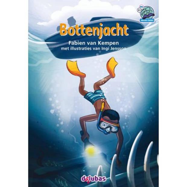 Bottenjacht - Samenleesboeken