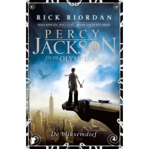 De Bliksemdief - Percy Jackson En De Olympiërs