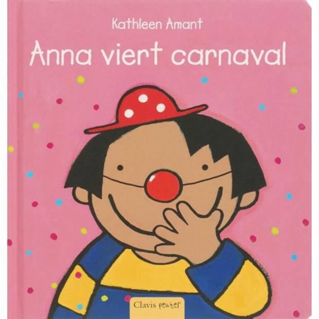 Anna Viert Carnaval - Peuterlijn