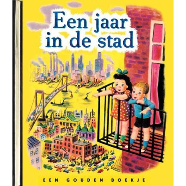 Een Jaar In De Stad - Gouden Boekjes