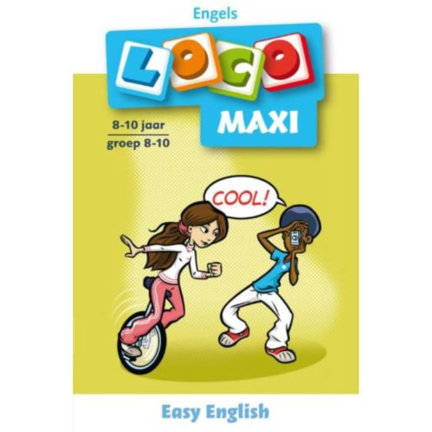 Maxi Loco Easy English 1 / 7-9 Jaar