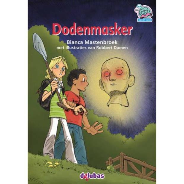 Dodenmasker - Samenleesboeken