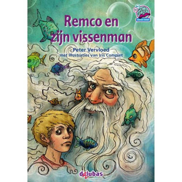 Remco En Zijn Vissenman - Samenleesboeken