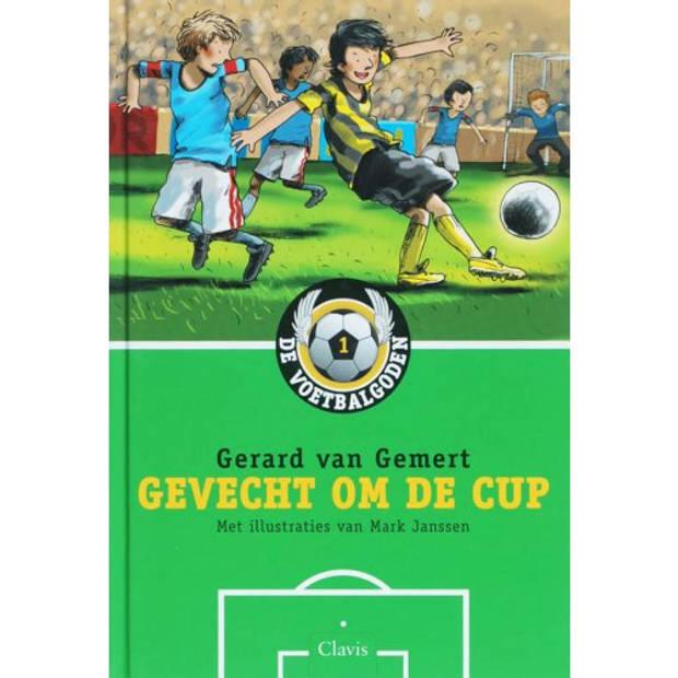 Gevecht Om De Cup - De Voetbalgoden