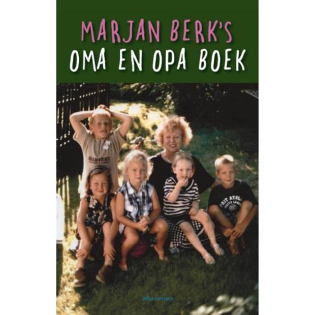 Marjan Berk's Oma En Opa Boek