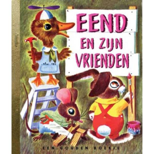 Eend En Zijn Vrienden - Gouden Boekjes