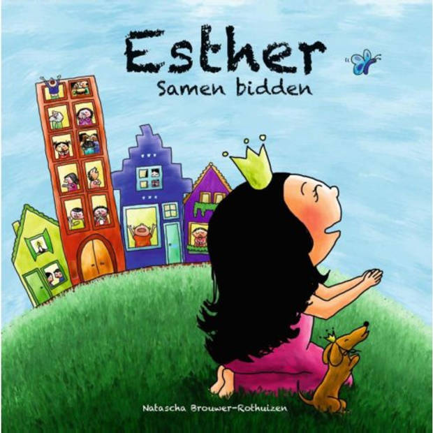 Esther - Peuterbijbelboekjes