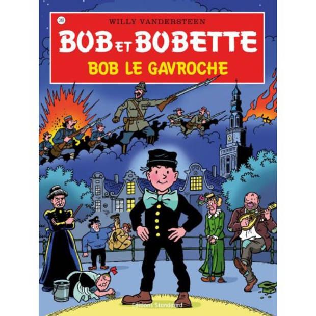 Bob Le Gavroche - Bob et Bobette