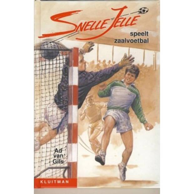 Snelle Jelle Speelt Zaalvoetbal