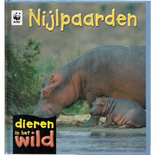 Nijlpaarden - Dieren in het wild