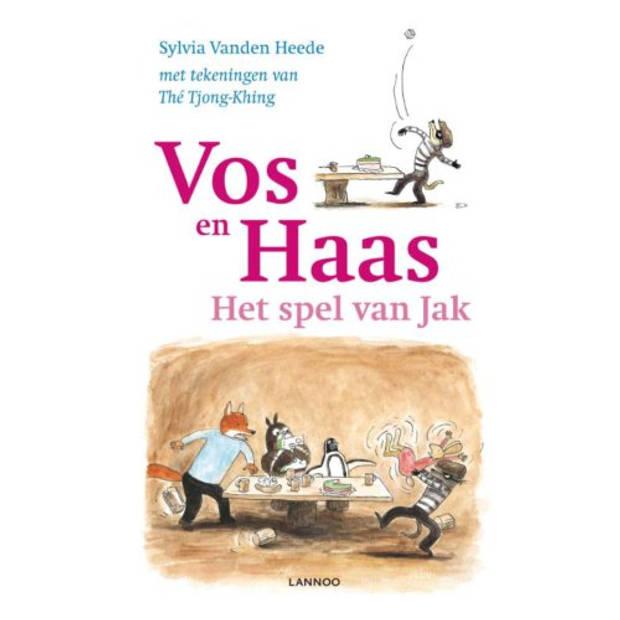 Het spel van Jak - Vos en Haas