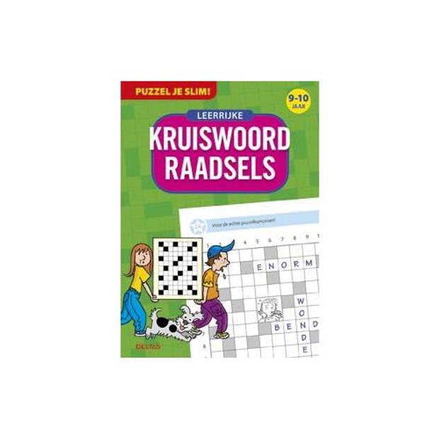 Leerrijke Kruiswoordraadsels / 9-10 Jaar - Puzzel