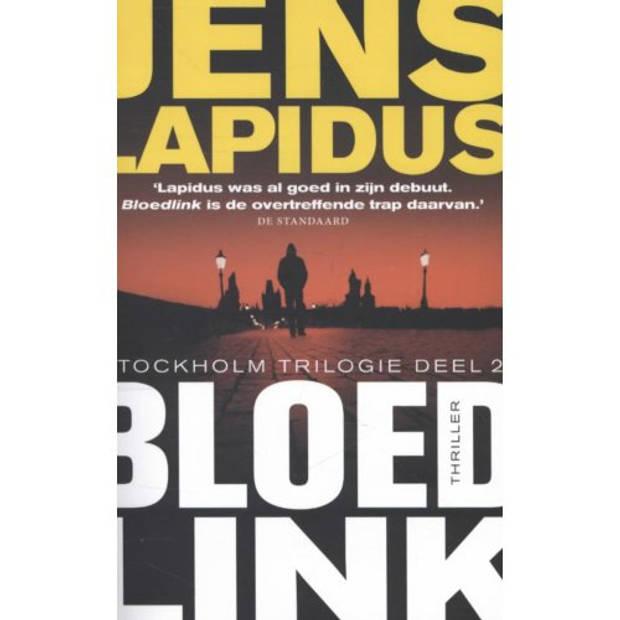 Bloedlink - De Stockholm-Trilogie