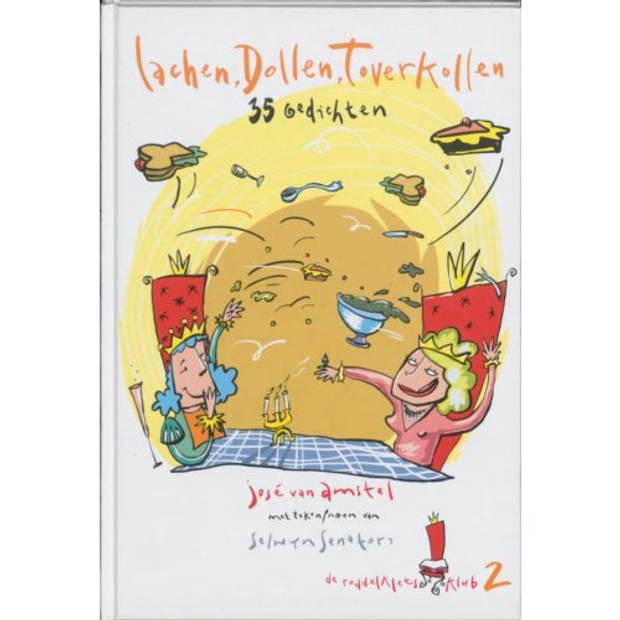 Lachen, Dollen, Toverkollen - De RoddelKletsKlub