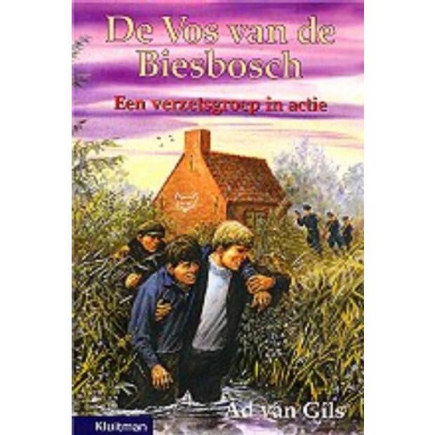 Een Verzetsgroep In Actie - De Vos Van De