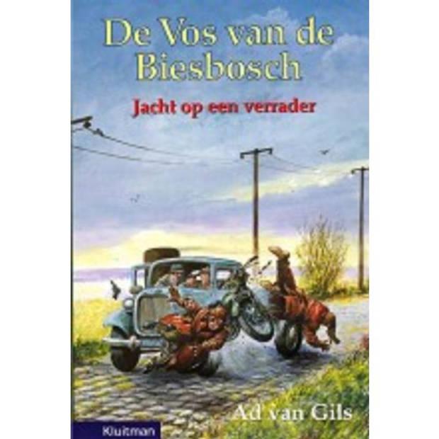 Jacht Op Een Verrader - De Vos Van De Biesbosch
