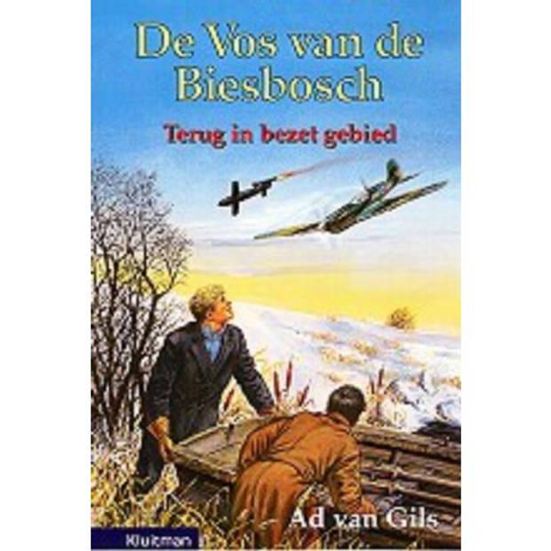 Terug In Bezet Gebied - De Vos Van De Biesbosch